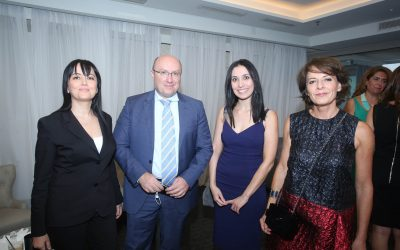 Our Law Firm was invited in a Cocktail Party organized by Greek-French Chamber of Commerce and Industry.