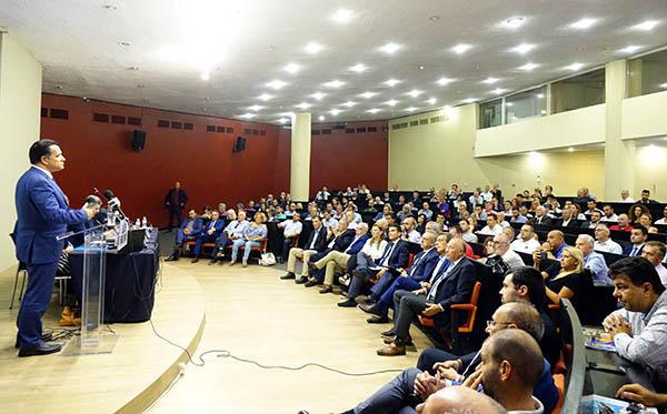 2ο Ετήσιο Οικονομικό Φόρουμ Δεθ: «Επανεκκίνηση. Μικρομεσαίες Επιχειρήσεις.Το Κλειδί για τη διάχυση της ανάπτυξης στην κοινωνία»