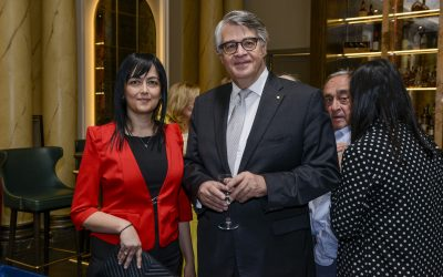 """Our Law Firm in the """"Mr Ambassador's Farewell Party and Back to Business Cocktail"""""""