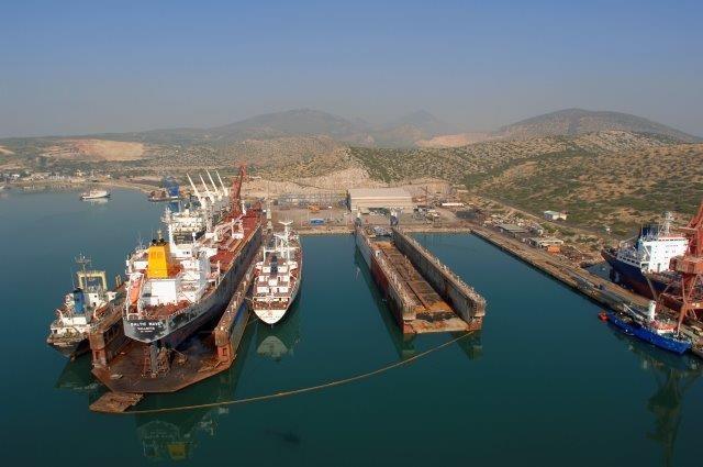 Ναυπηγεία Χαλκίδας (Chalkis Shipyards S.A.) – COOPERATION WITH OIKONOMAKIS CHRISTOS GLOBAL LAW FIRM at #Greece