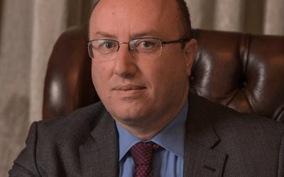 """Interview with Mr Christos Oikonomakis, in the """"National Herald"""" of New York"""