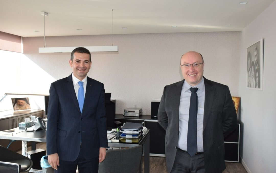 OIKONOMAKIS CHRISTOS GLOBAL LAW FIRM stands by Mr. Daniel Constantin' s side in his campaign towards the national election in Romania, on December 06, 2020