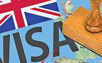 UK Visas & Immigration – Sole Representative of an Overseas Business visa